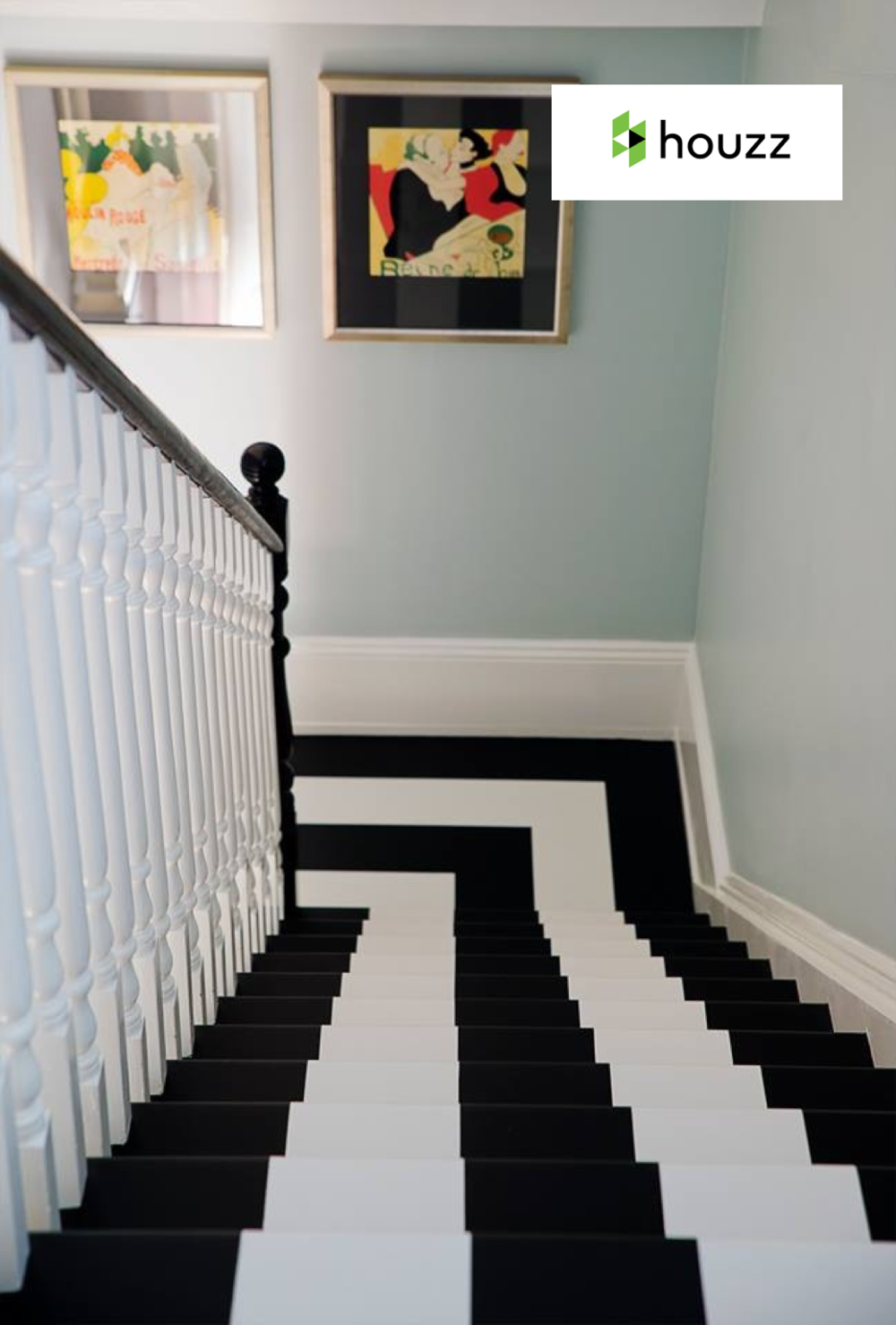 HOUZZ  - November 2016  Staircases with a Designer Difference