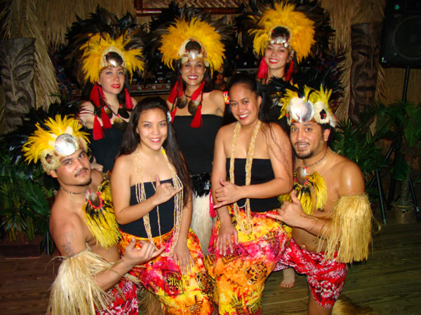 Drums of the Pacific -