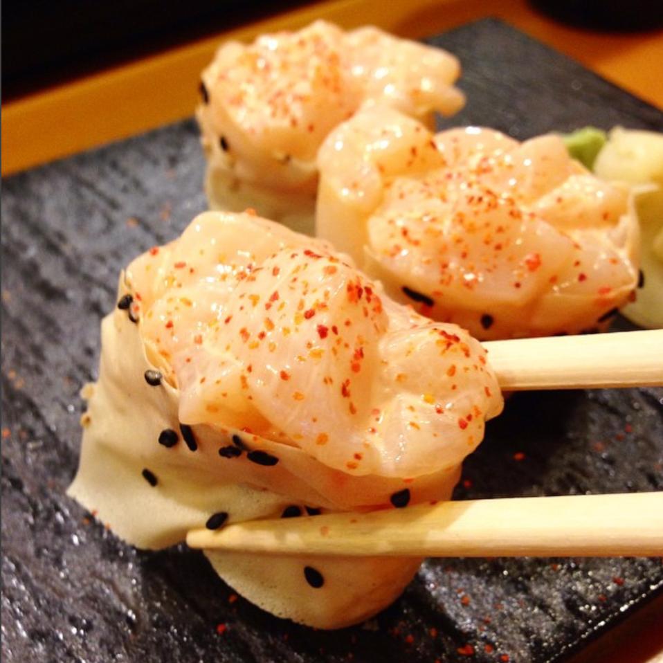 Mochi Sushi -