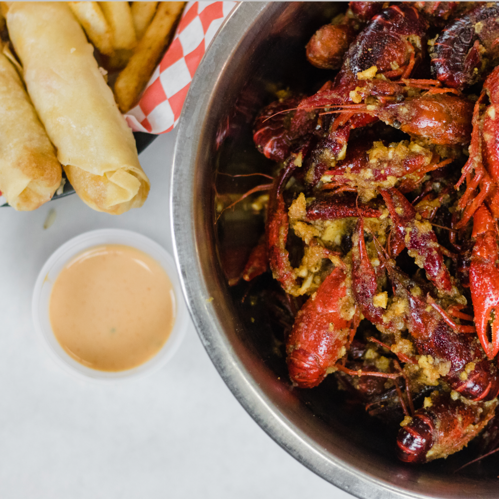 Crawfish Cafe -