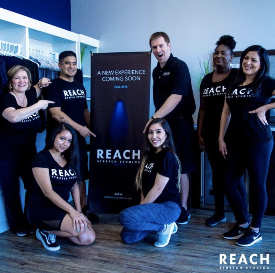 Reach Stretch Studios -