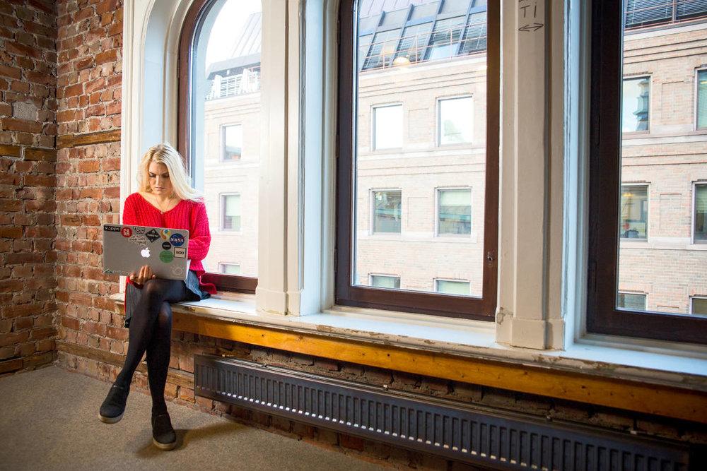 Isabelle Ringnes - Social entrepreneur / Tech-evangelist