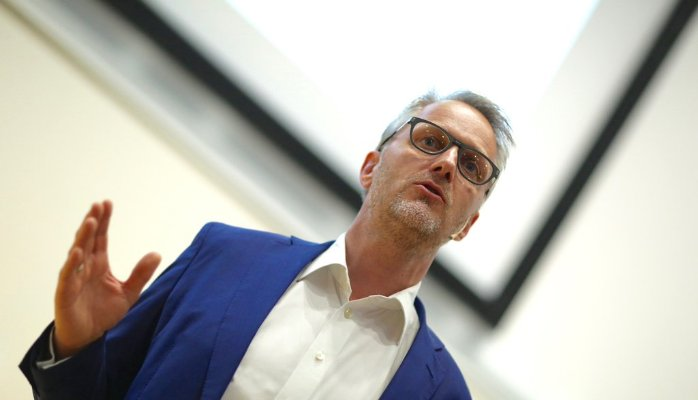 Anders H Lier - Executive Chairman Nordic Impact, and co-founder of Katapult Future Fest