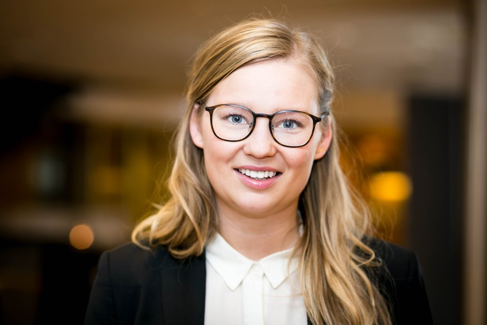 Cilia Holmes Indahl - Director Sustainability Aker BioMarine