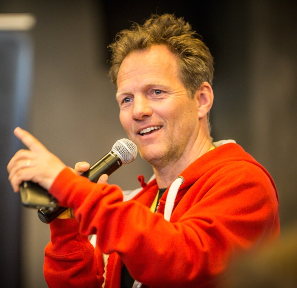 Rolf Assev - Partner at StartupLab Oslo, co-founder WeWantToKnow, co-founder NxtLvl