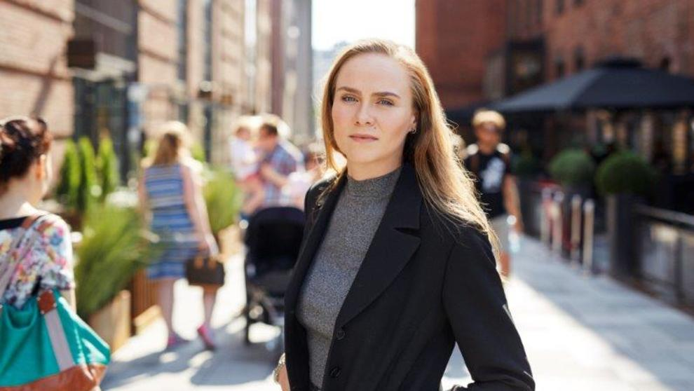 Lauga Oskarsdottir-Head of the Lab at StartupLab and Co- Founder of United Influencers Media Group AB