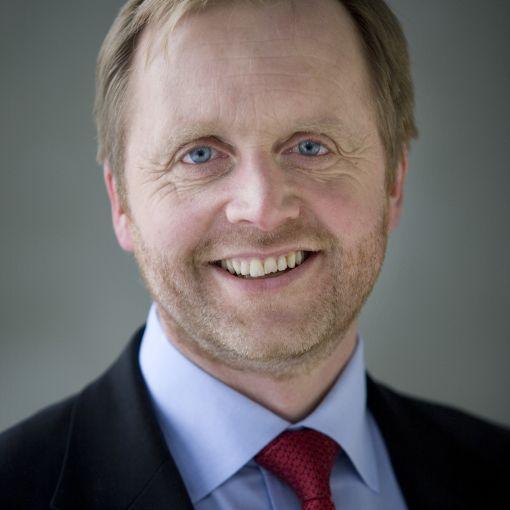 Bjørn Kjærand Haugland -EVP & Chief Sustainability Officer DNV GL