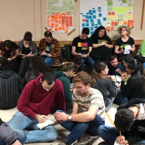 Greenpeace - Co-budgeting & Selfmanagement -