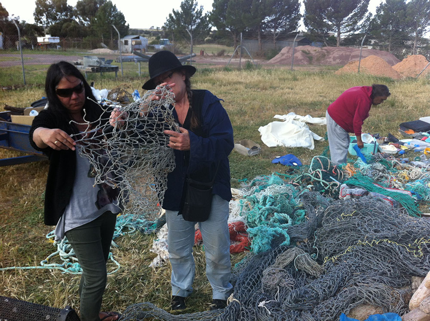 West Coast Marine Debris Project