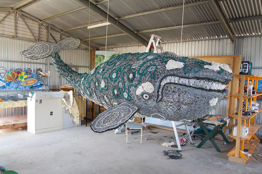 Jidirah the Whale