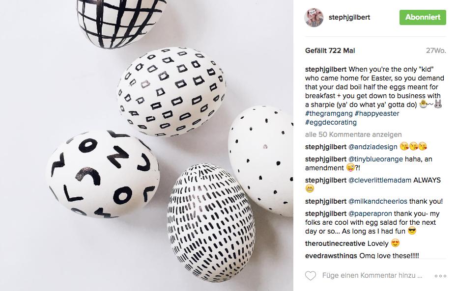 50 content ideen f r instagram f r dienstleister und. Black Bedroom Furniture Sets. Home Design Ideas