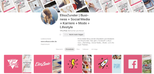 Quelle: Pinterest-Account von  ElisaZunder