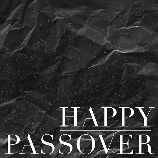 When Good Friday and Passover collide, you know it's gonna be a delicious weekend! #passover #easterfriday