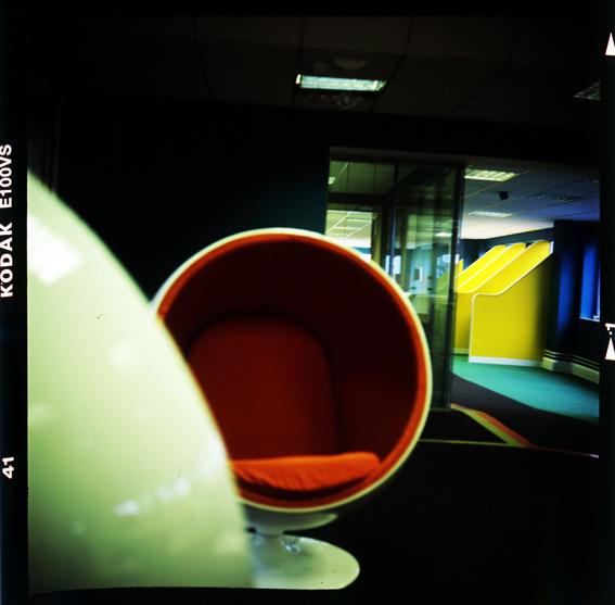 Toni Horsfield office design