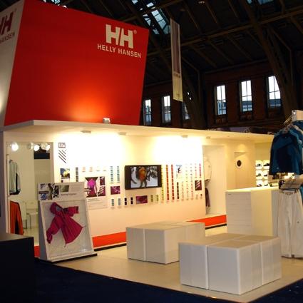 Toni Horsfield exhibition design