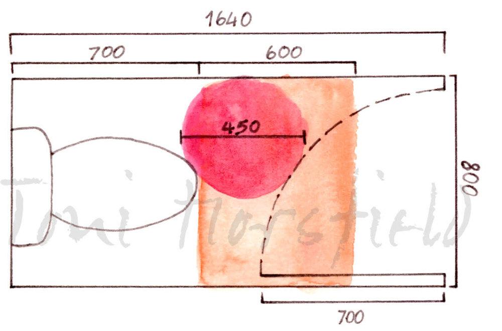 Image A  - 'standard' layout