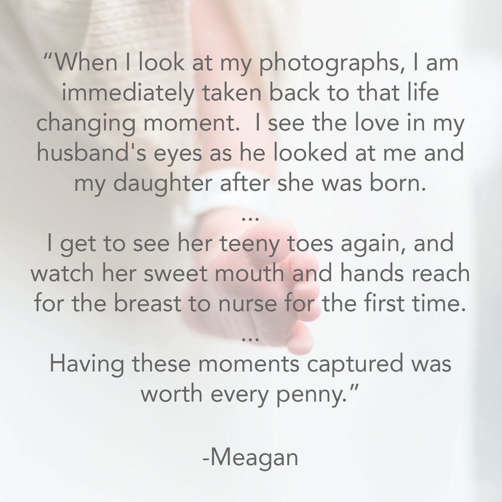 Florida Birth Photography Testimony