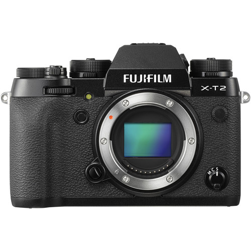 Fujifilm X-T2 The X-T2 was always meant to be my backup camera. It's small, mirrorless and the optics are razor sharp. For everyday stuff and behind the scenes it has definitely done the job. The AF is lightning fast and I love the fact that it's all manual, so it requires of the actual photographer. Wish the *.RAF files were compatible with Adobe products though.