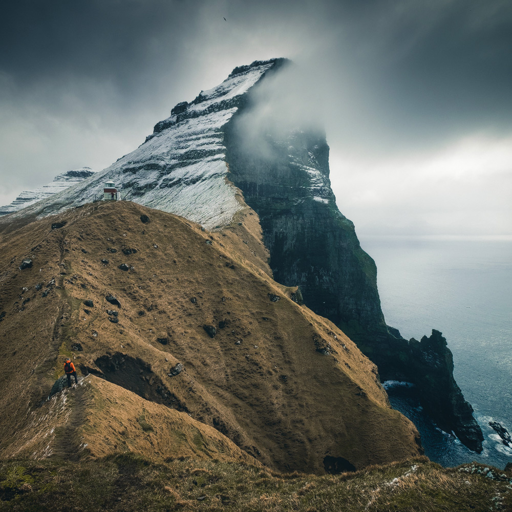FAROE ISLANDS - Masterclass 2018   Price: 2990 EURO Dates: April 13-20th 2018 Guides: Arild Heitmann & Stian Klo Availability: FULLY BOOKED