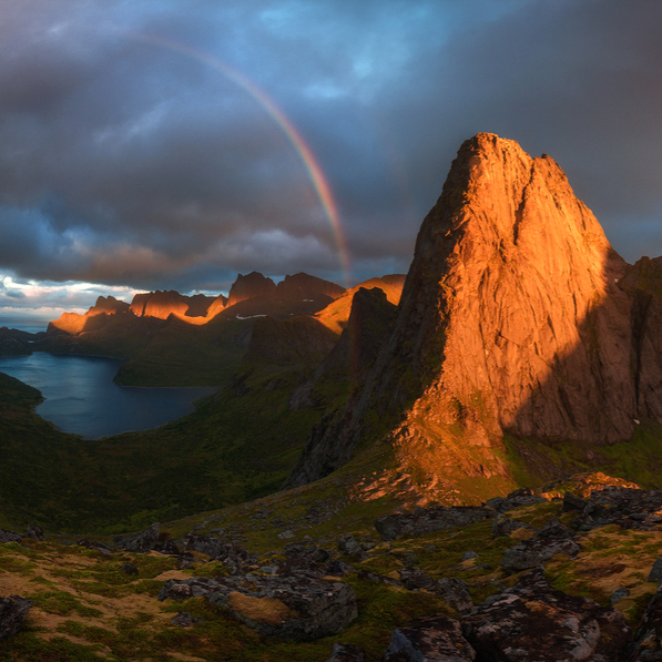 LOFOTEN - Adventure Hike 2018   Price: 1990 EURO Dates: June 3-8th 2018 Guides: Arild Heitmann Availability: OPENING SOON