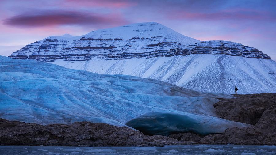 Nordenskjöld Glacier, Svalbard