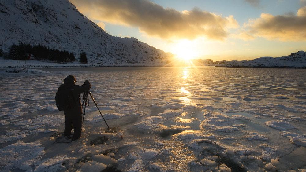 Fire & Ice, Lofoten
