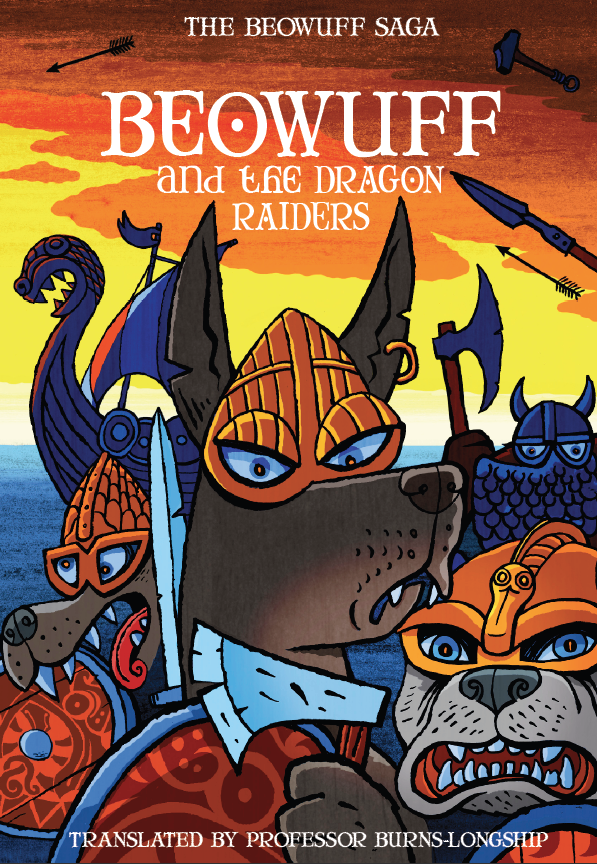 Beowuff_book2_Dragon Raiders.png