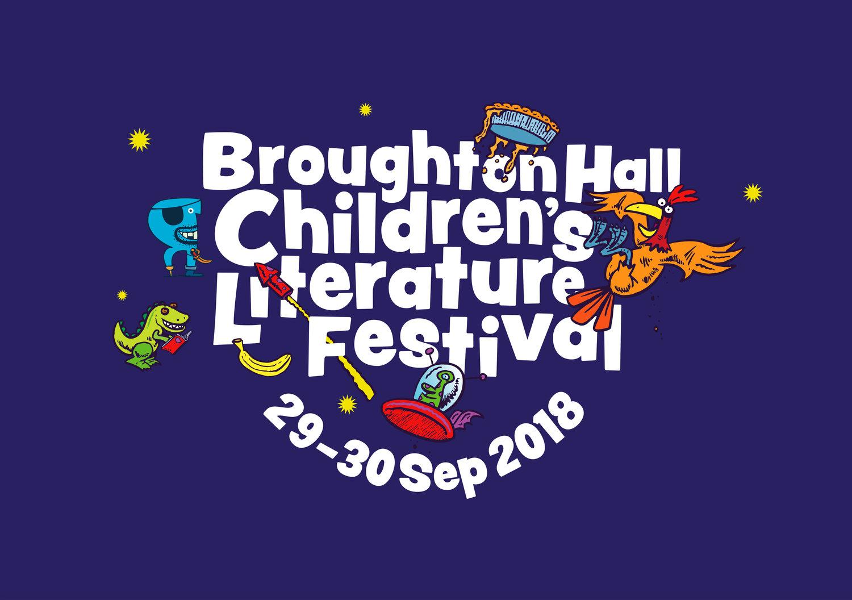 4e187662e8e36 Yorkshire Young Writer 2018 — Broughton Hall Children s Literature Festival
