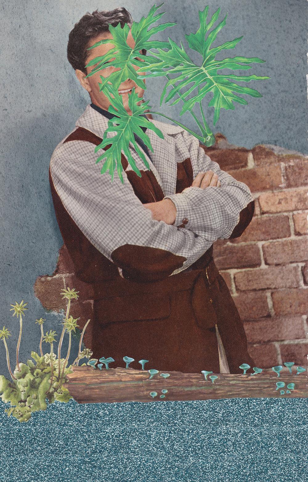 Flora Taking the Limelight (from John Derek)
