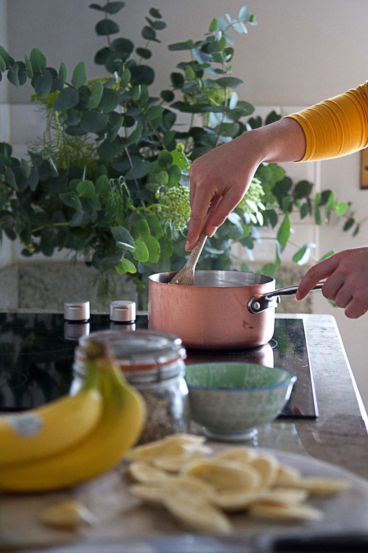 Porridge Recipe Jam Jar Jess