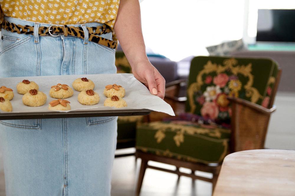 baking blogger