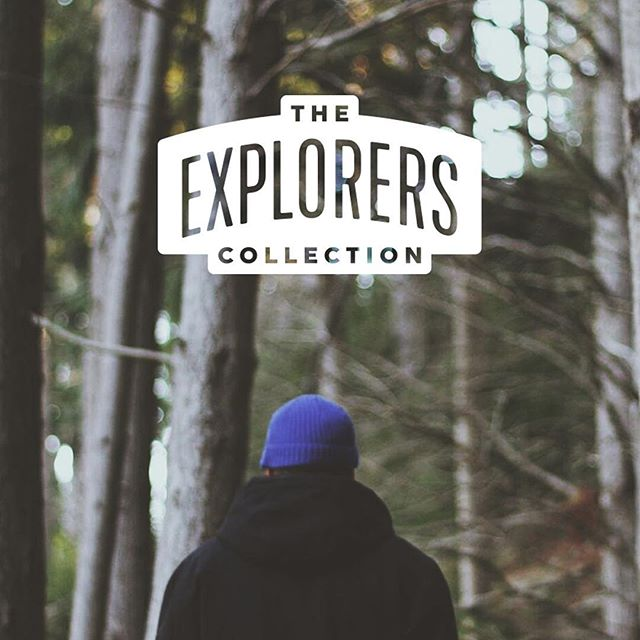 "Curious to see how the ""Explorers Collection"" was created? Follow the link in my bio and discover the whole process, from raw sketches to the final product ⚡️ . . . . #logo #vector #explorer #adventure #nature #woods #forest #travel #travelphotography #pine #risktaker #lettering #type #typography #dailytype #typespire #goodtype #discover #motivation #merch #ecommerce"