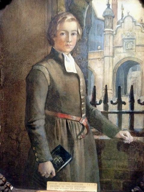 Copy of George Augustus