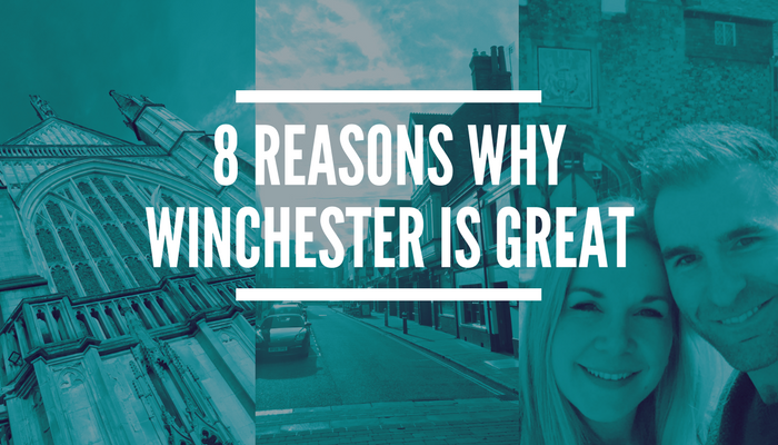 8 reasons why Winchester is great