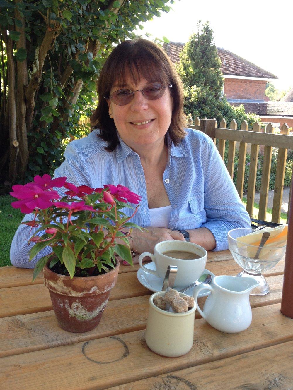 Liz Hynd  -  Oriental Lillies , lifestyle blogger