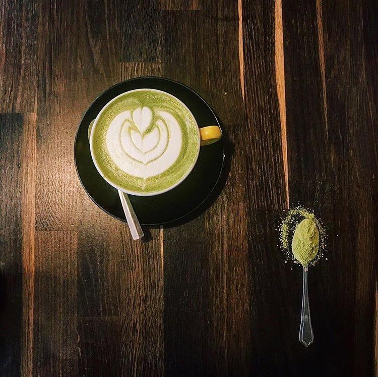 Josie's Matcha Latte