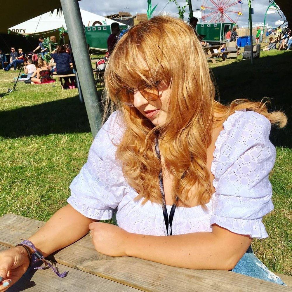 Luby Howden  - Local foodie,  Heels & Honey
