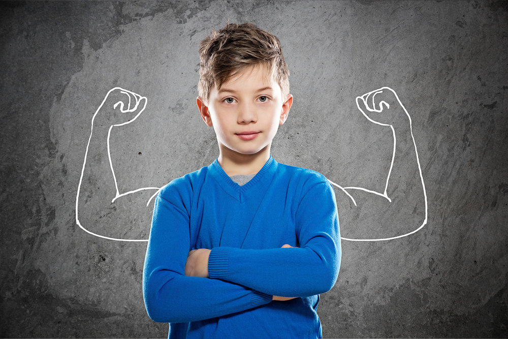 Can you help your child become resilient and confident?