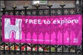 HODs free to explore