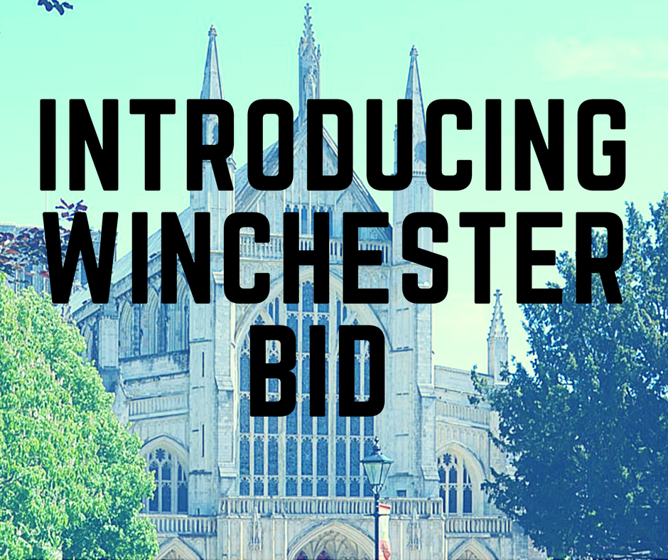 Introducing Winchester BID and its work in the city