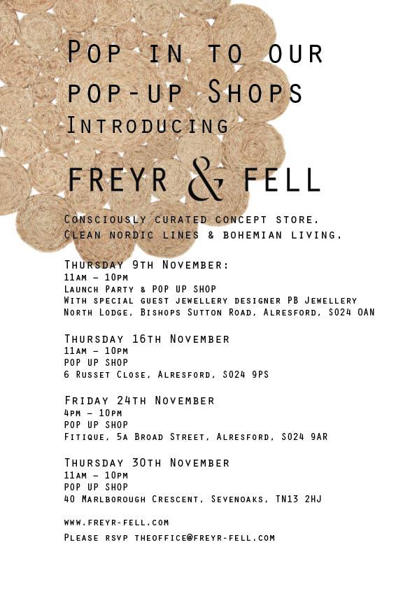 Freyr & Fell