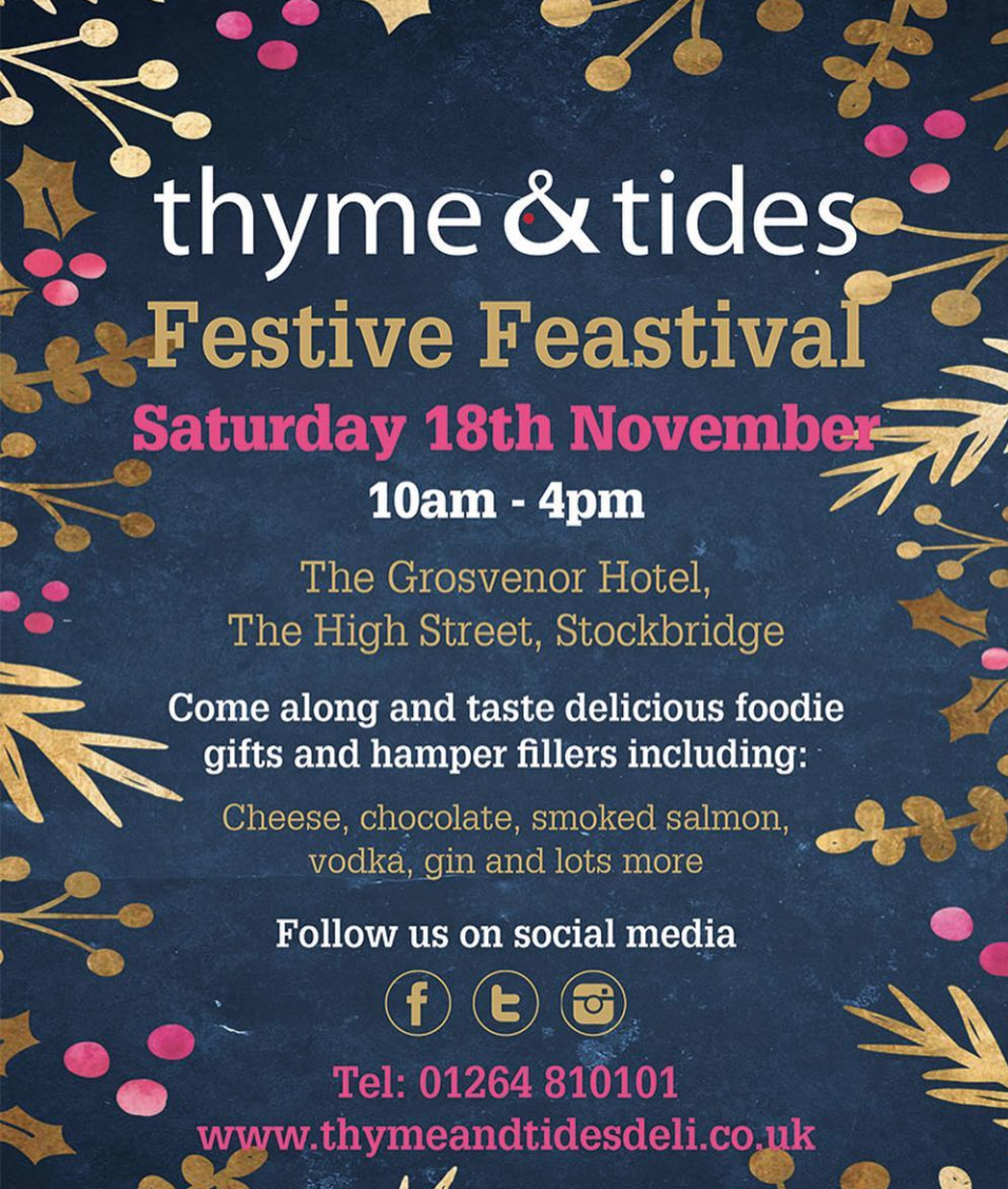 Thyme & Tides Feastival