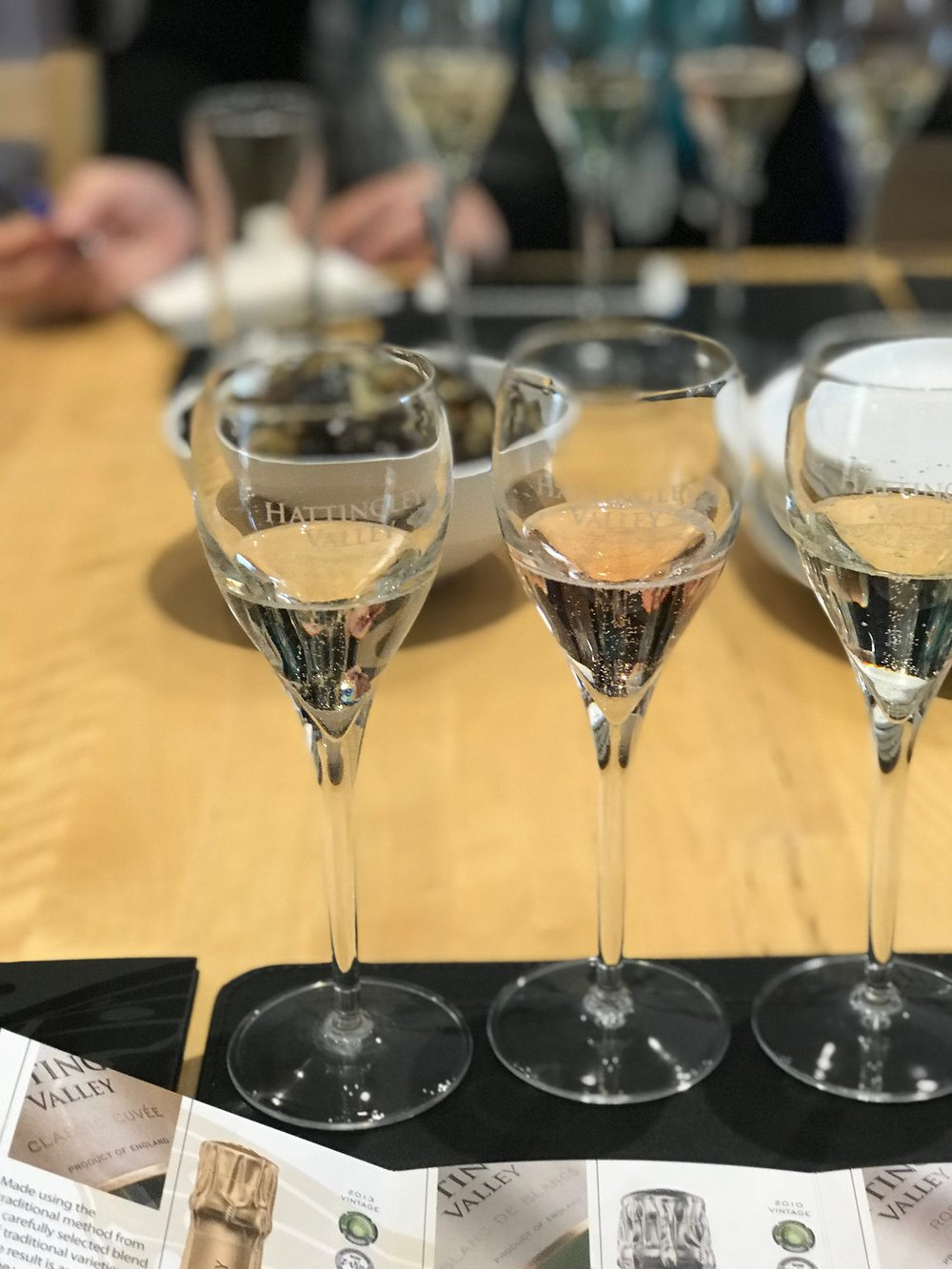 Incredible selection of Hattingley Wines