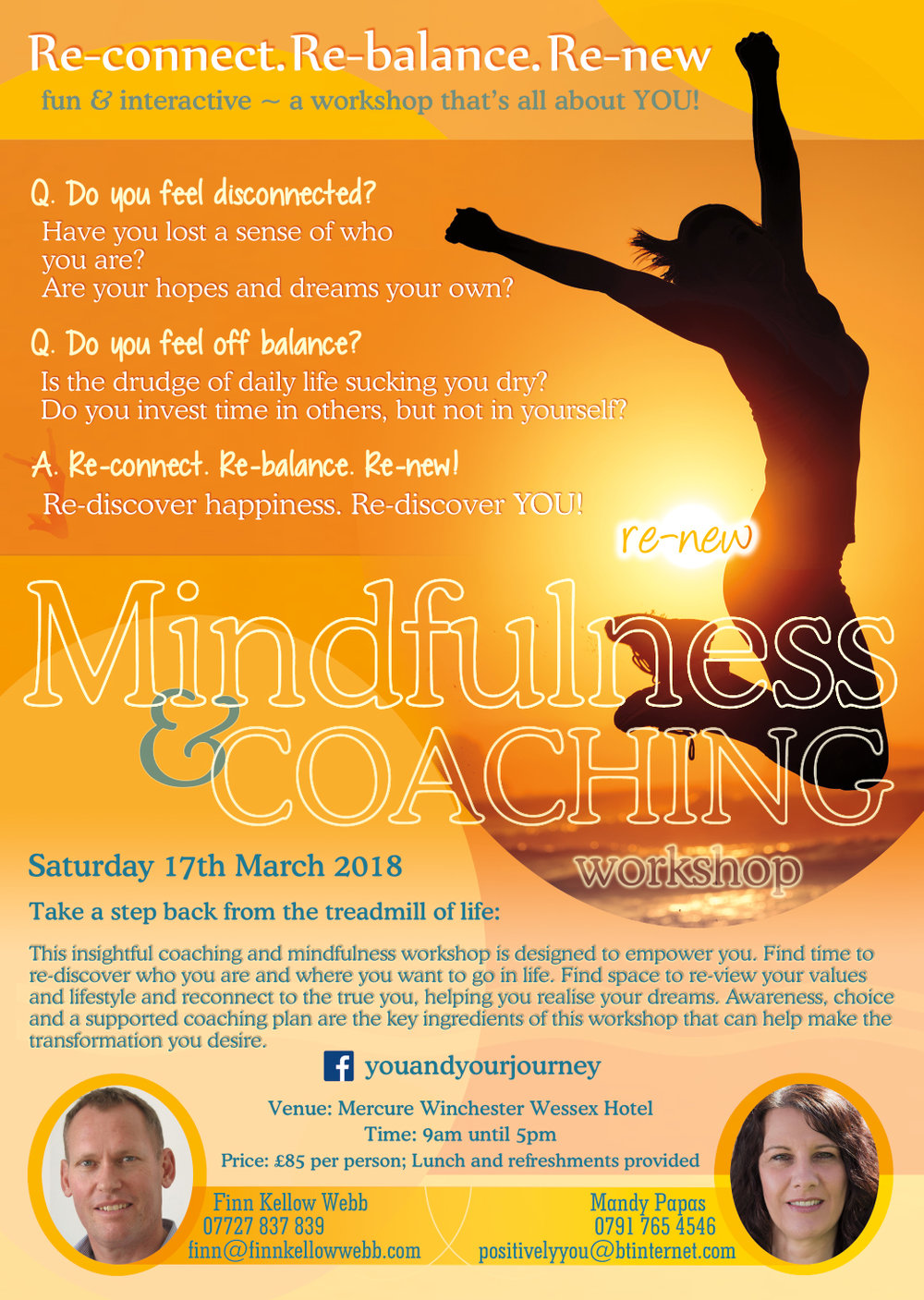 Mindfulness & Coaching day