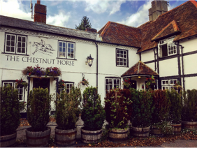 The Chestnut Horse, Easton