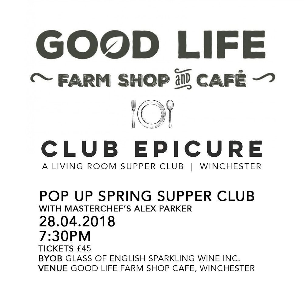 Club Epicure at The Good Life