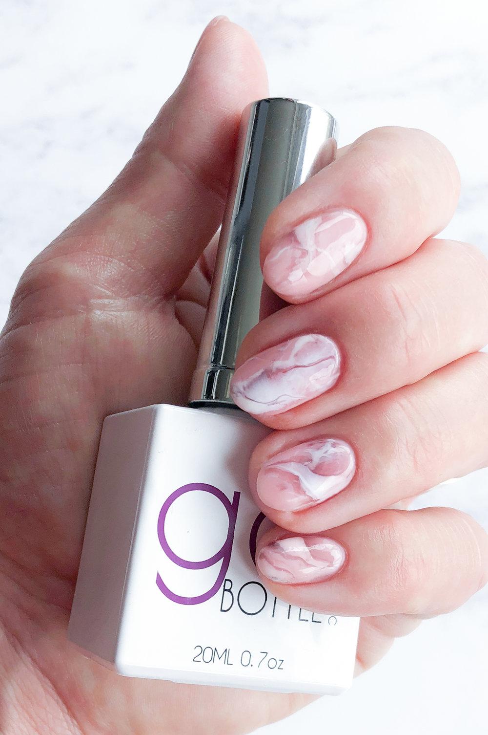 Sarah Bacchus nail professional