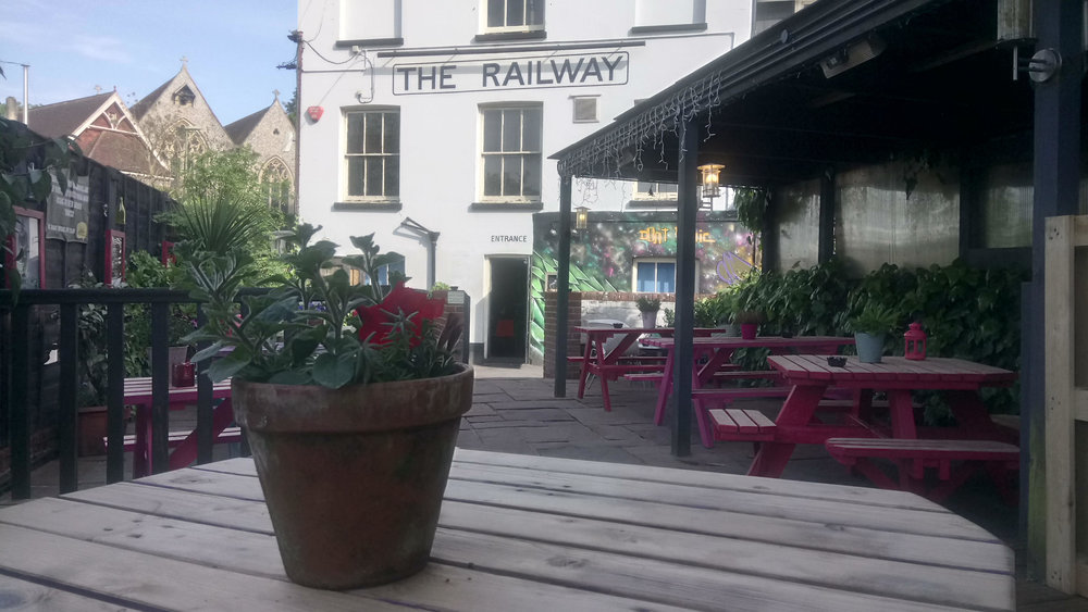 The Railway Inn Winchester