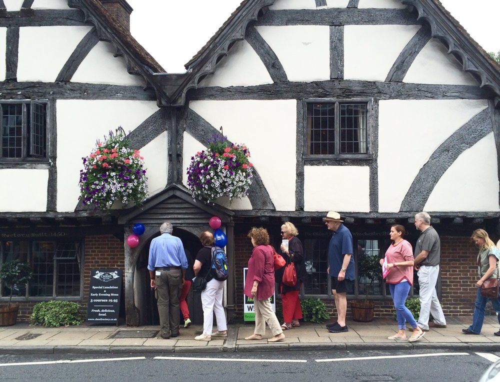 With events taking place across Winchester, Heritage Open Days is a great chance to learn more about the city