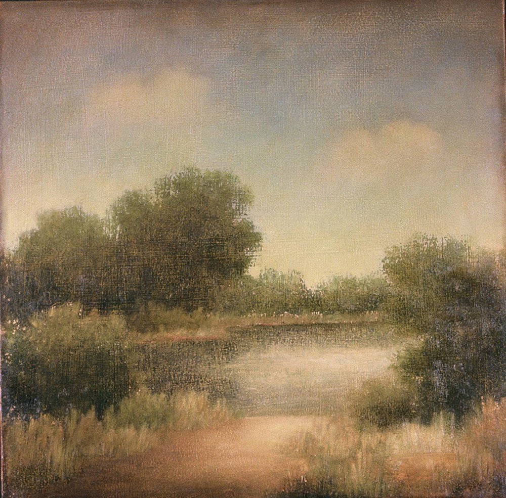 Pond, Soft Light